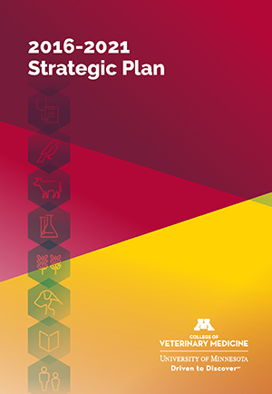 CVM Strategic Plan Cover